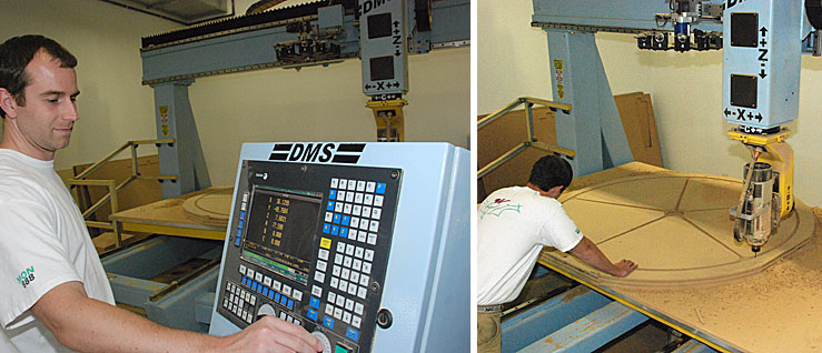 cnc machine programming
